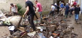 Soutien aux sinistrés cévenols: récit d'un bénévole