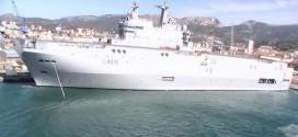 BPC Dixmude à Toulon