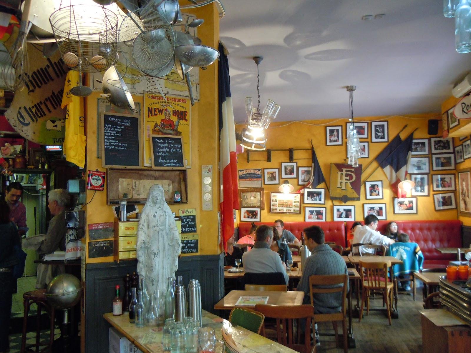 Restaurant le bouchon saint roch la cuisine fran aise - Tonton flingueurs cuisine ...