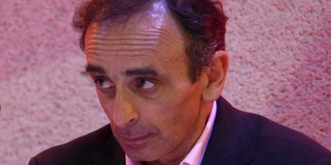 Eric Zemmour à Montpellier, « Je ne suis pas Charlie »