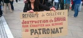 Éducation Nationale, une réforme qui ne passe pas