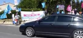 Hérault. La Manif Pour Tous accueille Najat Vallaud-Belkacem (Vidéo)