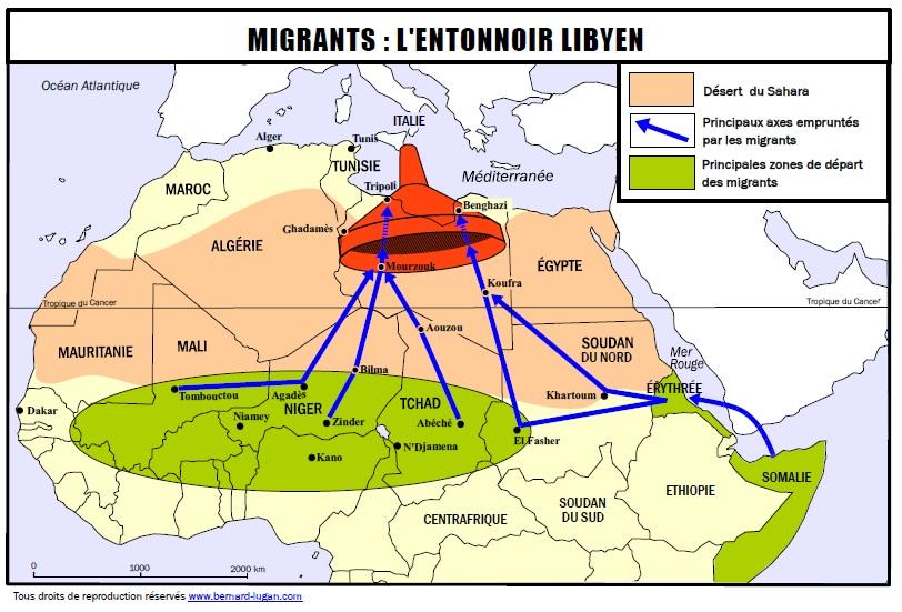 Entonnoir libyen (2)