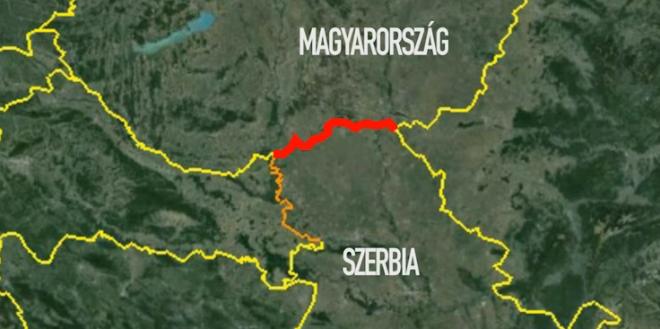Immigration : l'armée hongroise a commencé à construire le mur à la frontière serbe