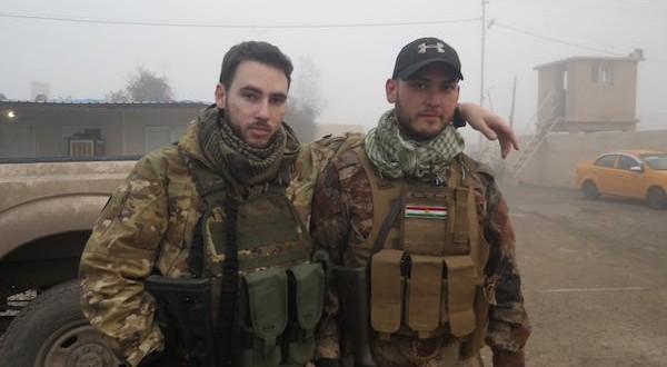Engagé sur le front en Irak ( Kurdistan), un volontaire français témoigne [ interview]