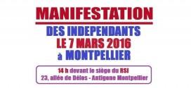 RSI. Les artisans et indépendants appellent à manifester à Montpellier le 7 mars