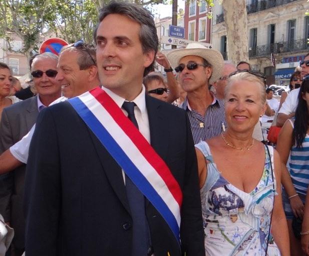 Sébastien Denaja, député de la 7° circonscription de l'Hérault