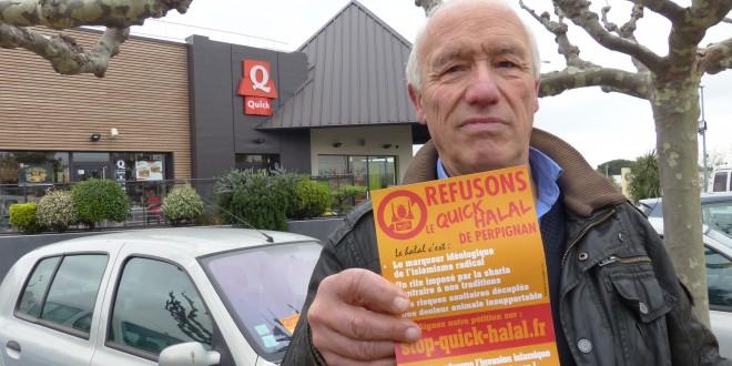 Vigilance Halal s'engage contre le Quick halal de Perpignan [Vidéo]