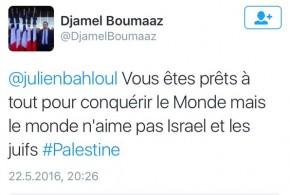 Djamel Boumaaz