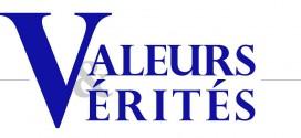 valeurs et vérités