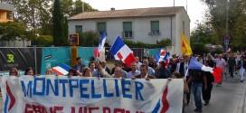 Montpellier. Le Front National manifeste contre le nouveau centre d'accueil de migrants