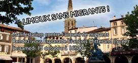 Limoux. Manifestation ce samedi contre l'arrivée de 90 migrants