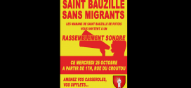 Saint Bauzille de Putois. Un rassemblement anti migrants ce mercredi