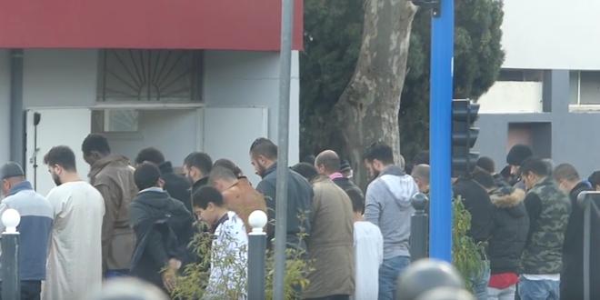 Exclusif. Des prières de rue organisées par l'UOIF à Montpellier [Vidéo]