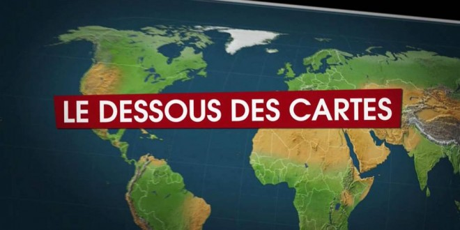 Le Dessous des Cartes. Qui était Jean-Christophe Victor ? (Interview)