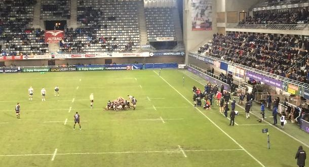 Rugby. Belle victoire à domicile du MHR face au Northampton Saints (26 – 17)