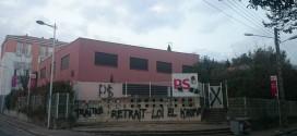 Fuite des adhérents, permanences saccagées, divisions internes, le PS en difficulté à Montpellier