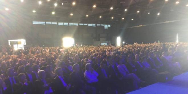 Montpellier. François Fillon appelle à « protéger la civilisation européenne »
