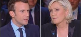 Macron versus Marine, il n'y a pas photo!