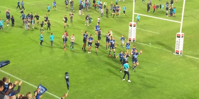 Rugby. MHR / Racing 92: La vague bleue a à nouveau submergé l'adversaire! (54 à 3)