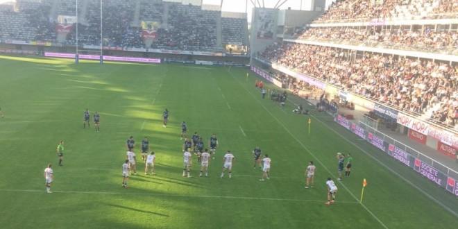 Rugby. Festival d'essais avec le MHR face à Grenoble : 54 à 14!