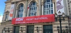Montpellier. La banderole anti Front National de Philippe Saurel est illégale