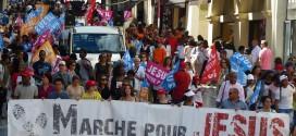 Montpellier. 300 personnes à la Marche pour Jésus
