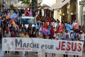 Marche pour Jésus