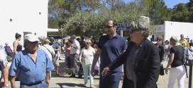 Gilbert Collard rend hommage aux Pieds Noirs à Notre Dame de Santa Cruz