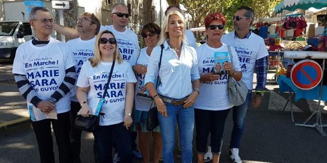 Gard. La candidate d'En Marche, Marie Sara, fait-elle l'objet d'une enquête judiciaire? [MAJ]