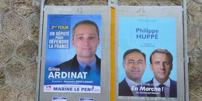 Hérault. Gilles Ardinat (FN) dernière digue face au tsunami Macron sur la 5e circonscription