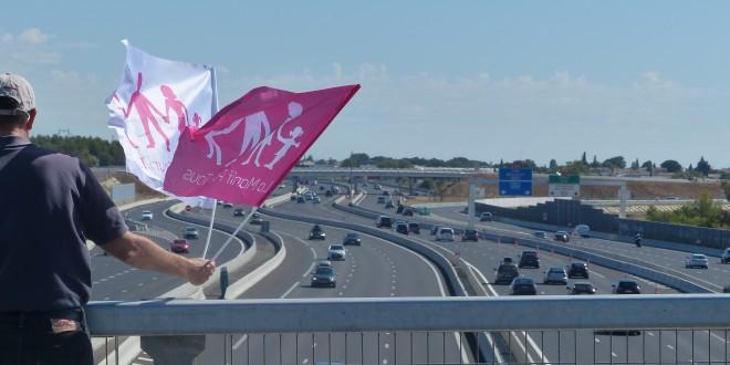 Montpellier. La Manif Pour Tous s'affiche sur les autoroutes et prépare sa rentrée
