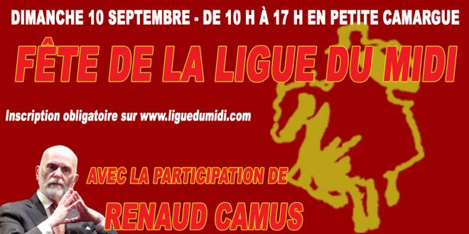 Journée identitaire dans le Gard le 10 septembre, la Ligue du Midi fait sa rentrée politique