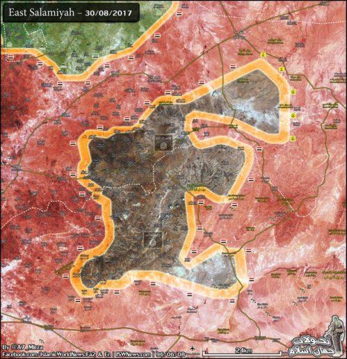 L'armée syrienne brise le siège de Daech à Deir Ezzor