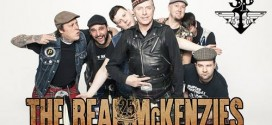 The Real McKenzies, les légendes du punk celtique en concert à Saint Jean de Vedas