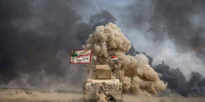 La capitale de l'Etat Islamique à portée de tir de L'Armée Syrienne