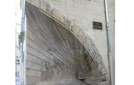 coquille de l'Hôtel de Sarret