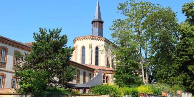 Abbaye Sainte-Marie du Désert